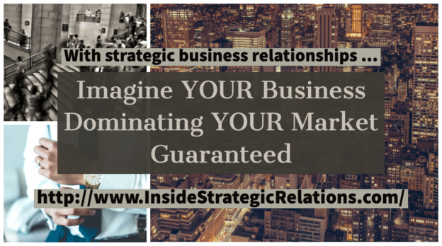 Imagine Your Business Dominating Your Market Guaranteed