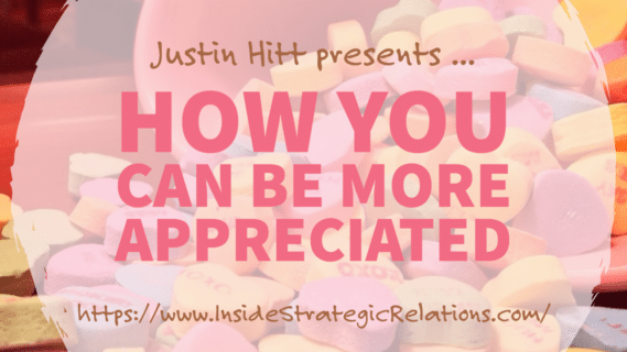 078 [ISR] Here's How You Can Be More Appreciated